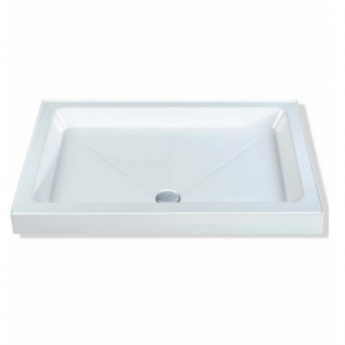 MX - 1000x800mm - Classic 4UP Shower Tray - Model SOS